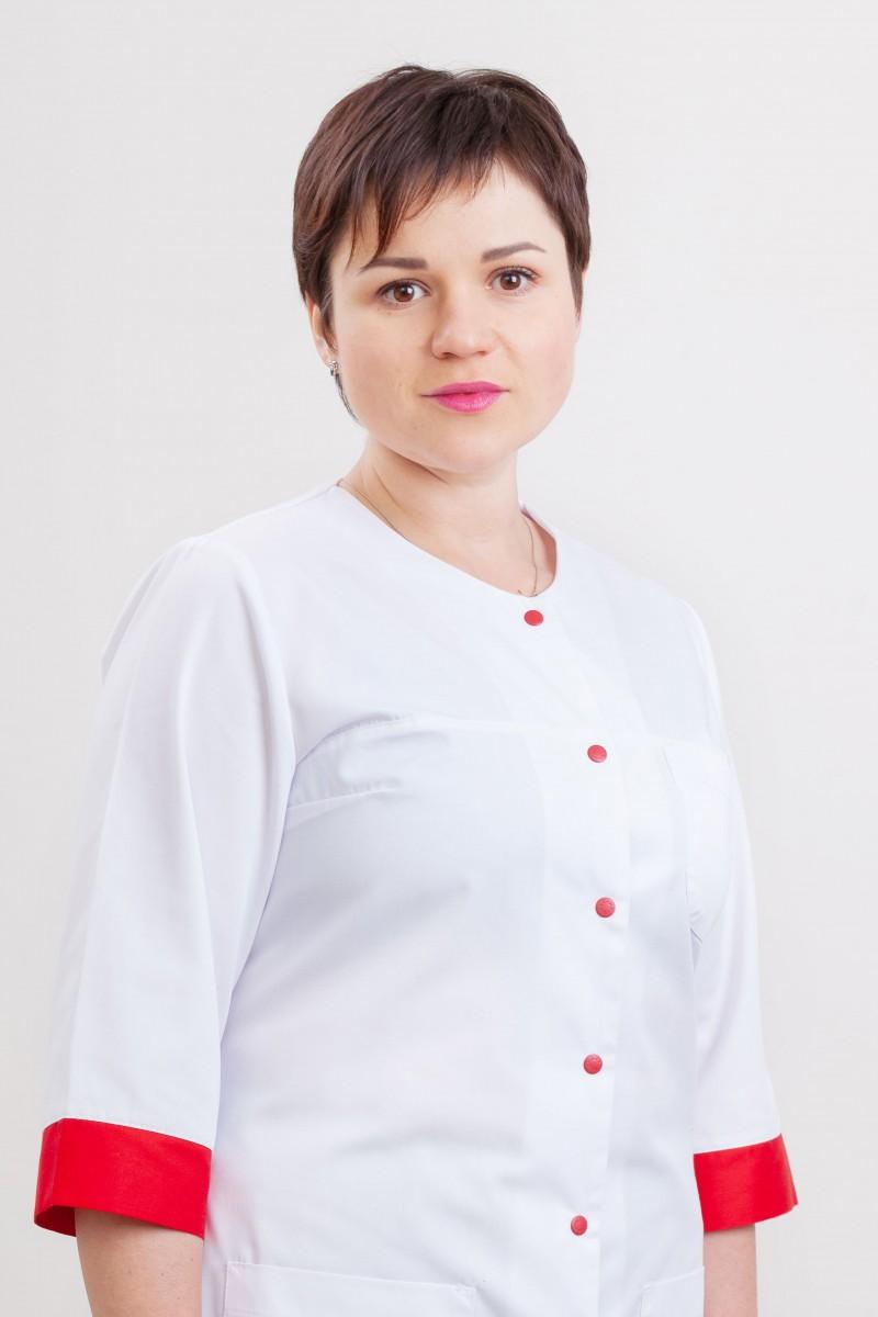 Боровикова Екатерина Валерьевна