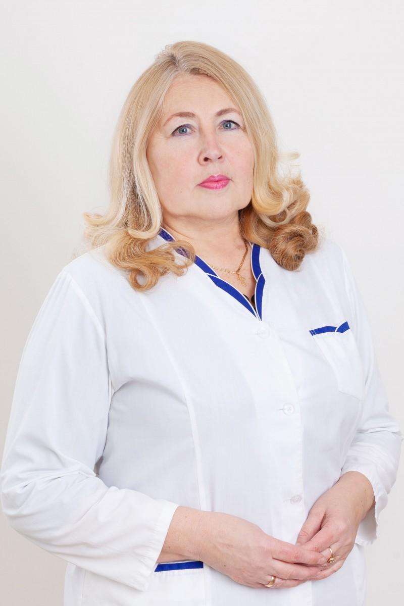 Лукина Ольга Вениаминовна
